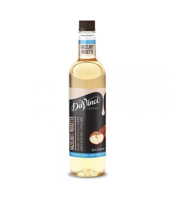 DaVinci Gourmet Syrup Sugar Free Hazelnut (750ml) Food and Groceries DaVinci