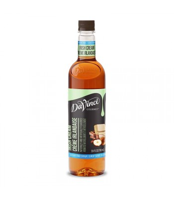 DaVinci Gourmet Syrup Sugar Free Irish Cream (750ml) Food and Groceries DaVinci