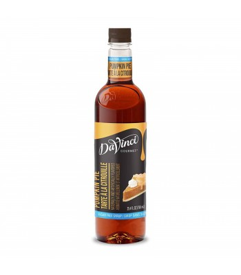 DaVinci Gourmet Syrup Sugar Free Pumpkin (750ml) Food and Groceries DaVinci