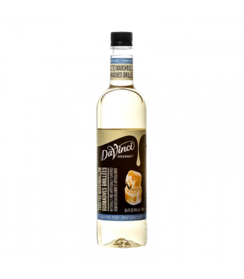 DaVinci Gourmet Syrup Sugar Free Toasted Marshmallow - 750ml Food and Groceries