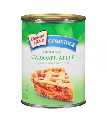 Duncan Hines Comstock Caramel Apple Fruit Filling 21oz (595g) Food and Groceries Duncan Hines