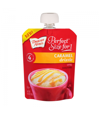 Clearance Special - Duncan Hines Perfect Size For One Caramel Drizzle 4.6oz (133g) **Best Before: 27 January 19** Clearance Zone