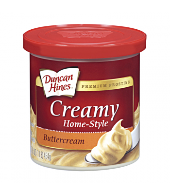 Duncan Hines Creamy Buttercream Frosting 16oz (454g) Food and Groceries Duncan Hines