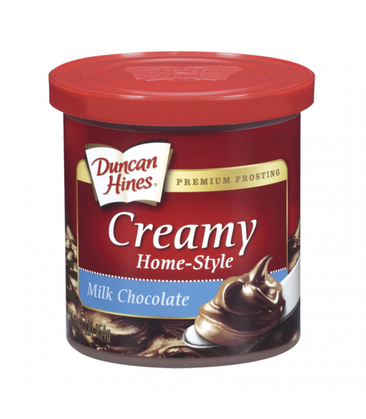 Duncan Hines Creamy Milk Chocolate Frosting 16oz (454g) Baking & Cooking Duncan Hines