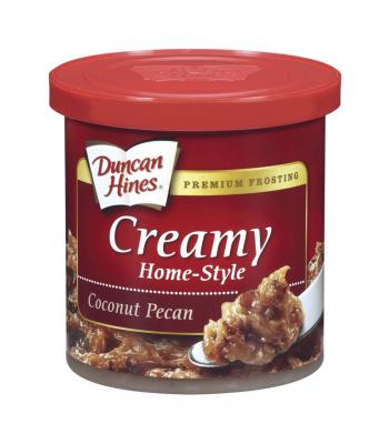 Duncan Hines Coconut Pecan Frosting - 15oz
