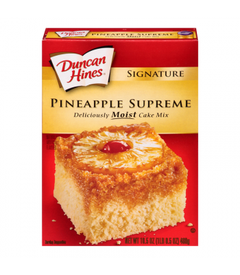 Duncan Hines Pineapple Supreme Cake Mix 15.25oz (432g) Food and Groceries Duncan Hines