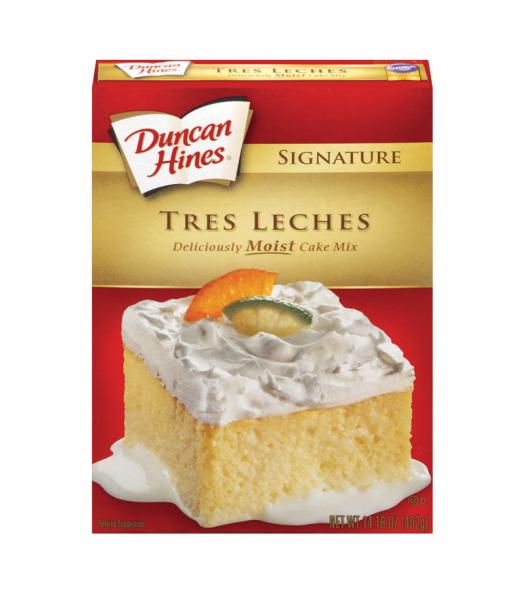 Tres Leche Cake Mix Duncan Hines