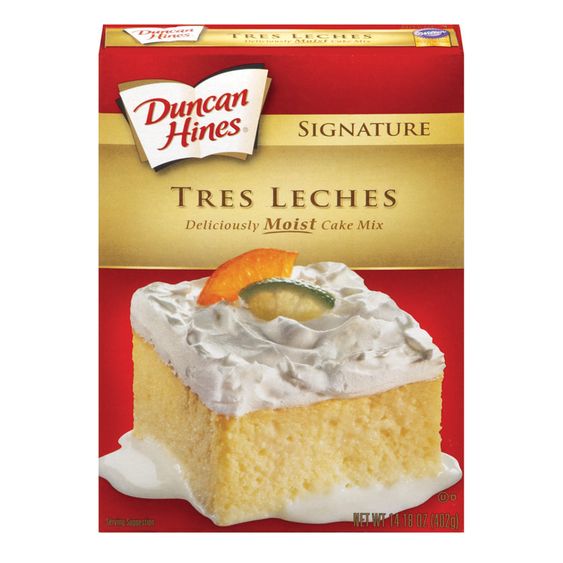 Tres Leches Cake Recipe Uk