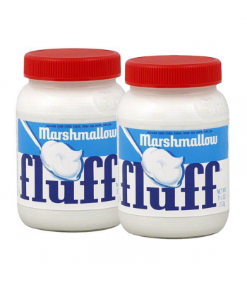 BUY 1 GET 1 FREE - Fluff Marshmallow Vanilla - 7.5oz (212g) **SHORT DATED** Food and Groceries Fluff