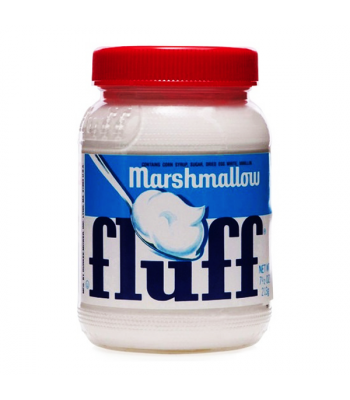 Fluff Marshmallow Vanilla - 7.5oz (212g) Syrups & Toppings