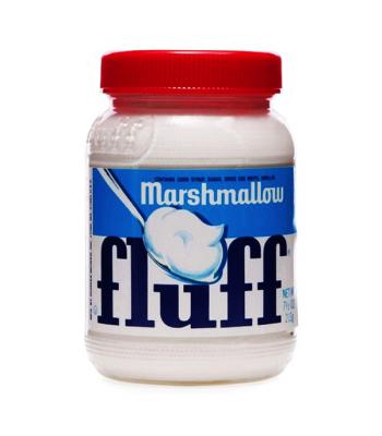 Fluff Marshmallow Vanilla 212g Syrups & Toppings Fluff
