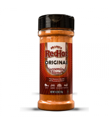 Frank's Red Hot Original Seasoning - 4.12oz (116g) Food and Groceries Frank's