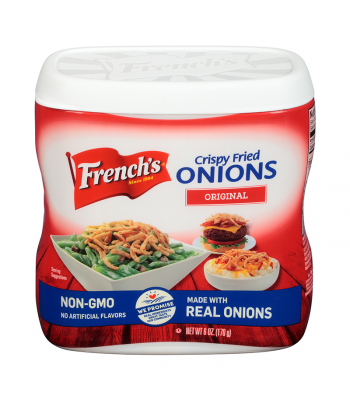 French's Fried Onions - 6oz (170g)