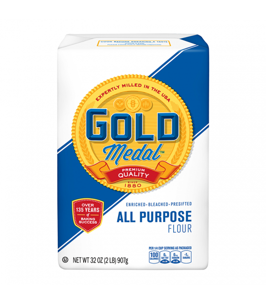 Gold Medal All Purpose Flour 32oz (907g) Food and Groceries