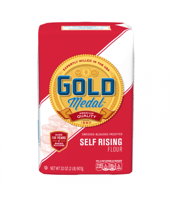 Gold Medal Self Rising Flour - 32oz (907g) Food and Groceries