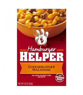 Hamburger Helper Cheeseburger Macaroni 5.8oz (164g) Baking & Cooking Hamburger Helper