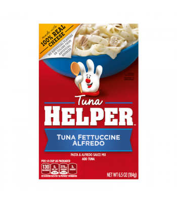 Tuna Helper Tuna Fettuccine Alfredo - 6.5oz (184g) Food and Groceries