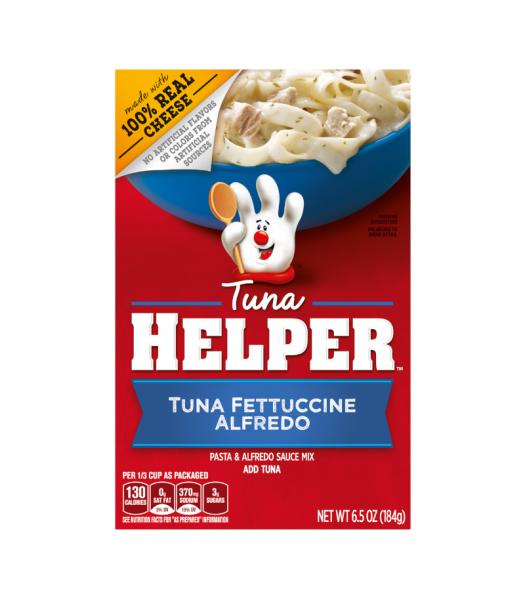 Tuna Helper Tuna Fettuccine Alfredo - 6.5oz (184g) Food and Groceries