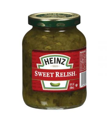 Heinz Sweet Relish 10oz (283g)  Heinz