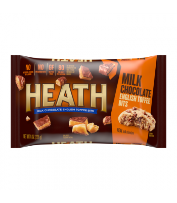 Heath Chocolate Toffee Baking Bits 8oz (226g) Cookies & Biscuits Hershey's