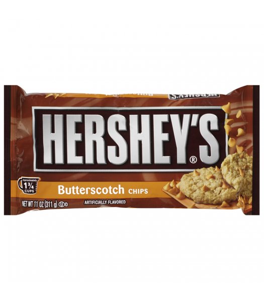 Hershey's Butterscotch Baking Chips 11oz (311g) Food and Groceries Hershey's