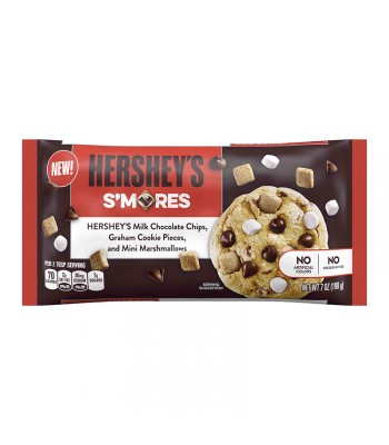 Clearance Special - Hershey's S'mores Baking Pieces 7oz (198g) **Best Before: 05 May 18** Clearance Zone