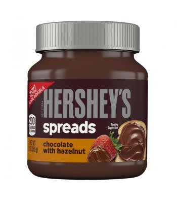 Hershey's Hazelnut Spread - 371g Peanut Butter & Spreads Hershey's