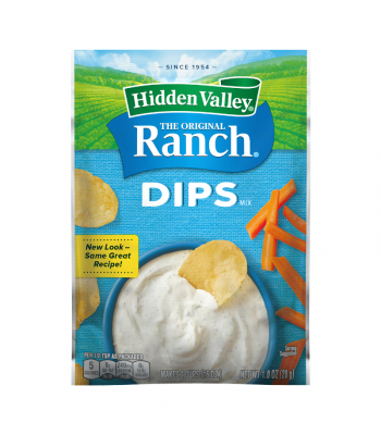 Hidden Valley Original Ranch Dips Mix - 1oz (28g) Food and Groceries Hidden Valley