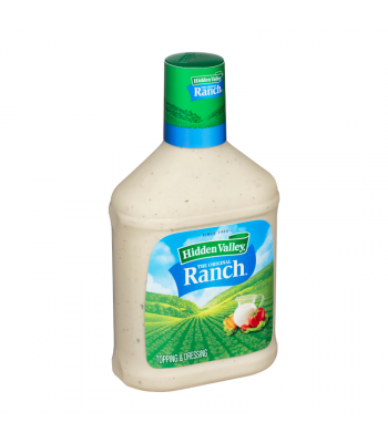 Hidden Valley Original Ranch Dressing - 40oz (1.13kg) Food and Groceries Hidden Valley