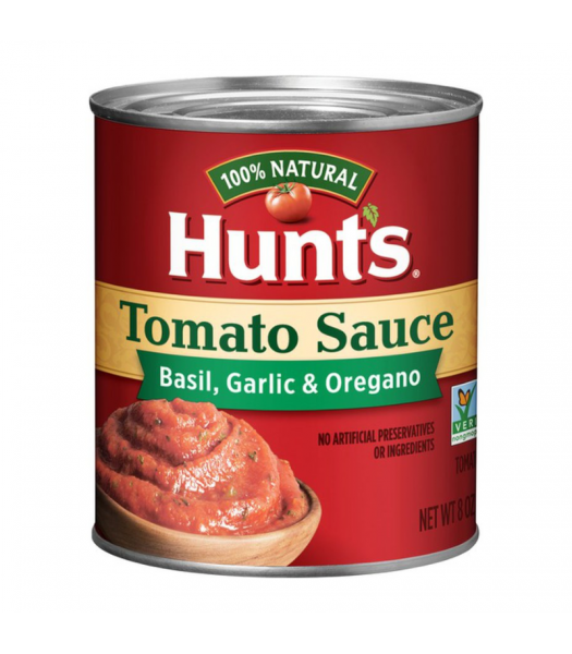 Hunt's Tomato Sauce With Italian Herbs 8oz (227g) Food and Groceries Hunt's