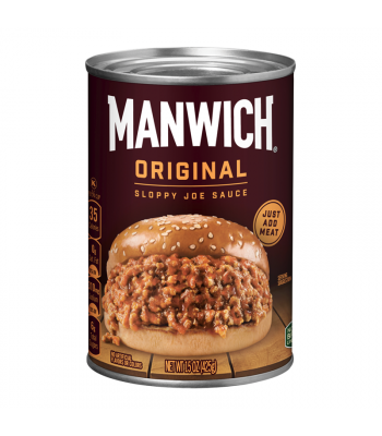 Hunt's Manwich Original Sloppy Joe Sauce - 15oz (425g) Food and Groceries Hunt's