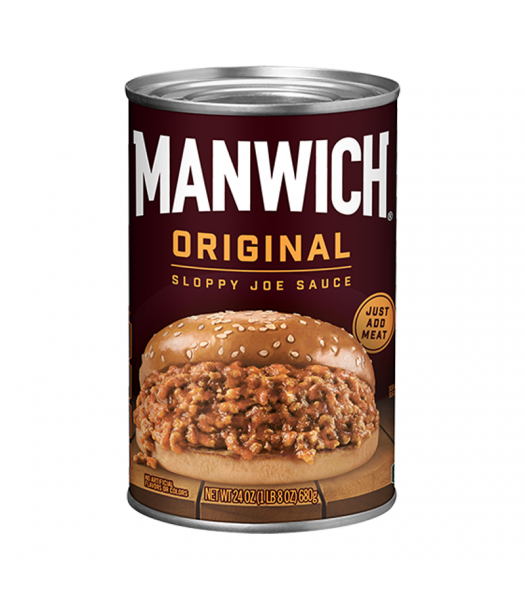 Hunt's Manwich Original Sloppy Joe Sauce - 24oz (680g) Food and Groceries Hunt's