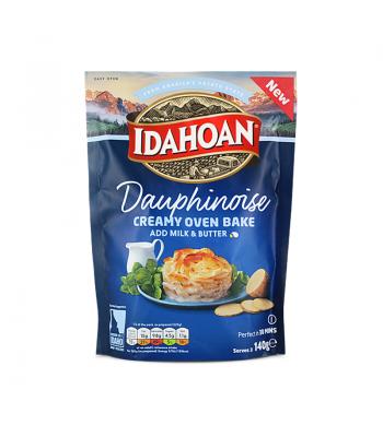 Idahoan Dauphinoise - Creamy Oven Bake (140g) Food and Groceries