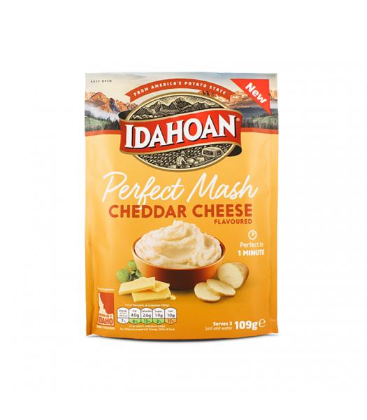 Idahoan Perfect Mash - Cheddar Cheese (109g) Food and Groceries