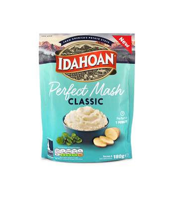 Idahoan Perfect Mash - Classic (180g) Food and Groceries