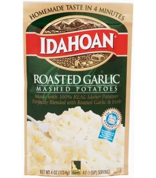 Idahoan Mashed Potato - Roasted Garlic 4oz (113.4g) Food and Groceries