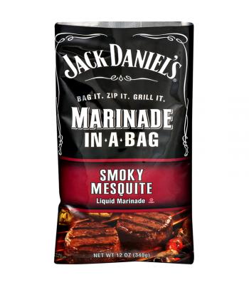 Jack Daniel's EZ Marinader (Liquid Marinader in a Bag) - Mesquite - 12oz (340g) Baking & Cooking Jack Daniel's