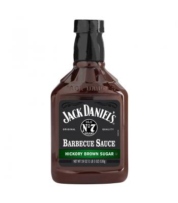 Jack Daniel's Hickory Brown Sugar Barbecue Sauce 19oz (539g) Sauces & Condiments Jack Daniel's