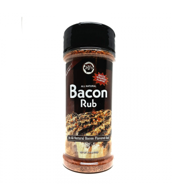 J&D's Bacon Rub - 3.75oz (106g) Food and Groceries J&D's Bacon Salt