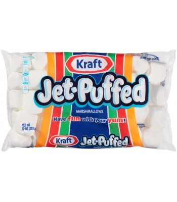 Jet Puffed Marshmallows Regular 10oz (283g) Sweets and Candy