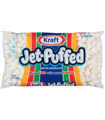 Clearance Special - jet Puffed Mini Marshamallow 10oz ** Best Before September 2016** Clearance Zone