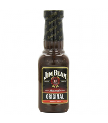 Clearance Special - Jim Beam Original BBQ Marinade 16oz (454g) (Best Before 26 Sept 2016) Clearance Zone