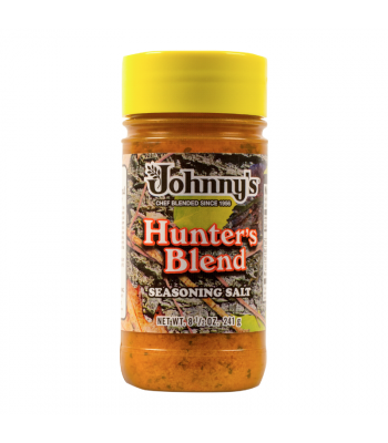 Johnny's Hunter's Blend Seasoning - 8.5oz (241g) Food and Groceries