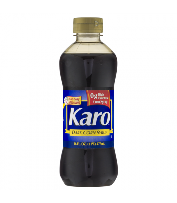 Karo Dark Corn Syrup (Blue Label) - 16fl.oz (473ml) Food and Groceries Karo
