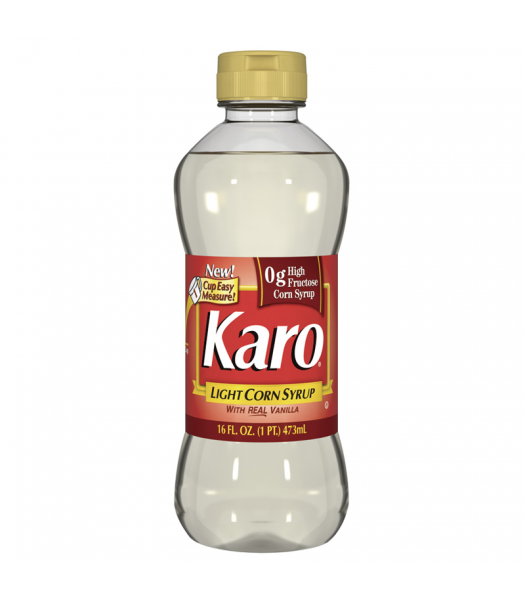 Karo Light Corn Syrup (Red Label) 16oz (473ml) Food and Groceries Karo