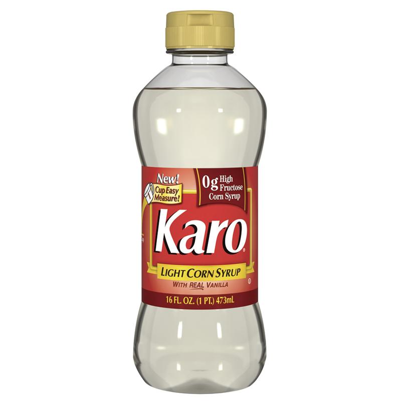 Karo light corn syrup red label 16oz 473ml american fizz for Cuisine karo