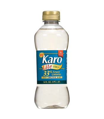 Karo Lite Corn Syrup 16oz (473ml) Food and Groceries Karo