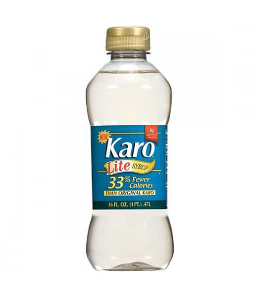Clearance Special - Karo Lite Syrup 33% Fewer Calories (Blue Label) - 16fl.oz (473ml) **Best Before: 19 August 21** Clearance Zone