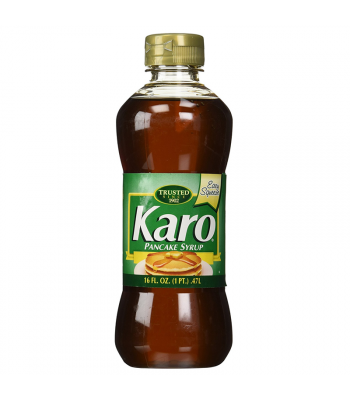Karo Pancake Syrup (Green Label) - 16fl.oz (473ml) Food and Groceries