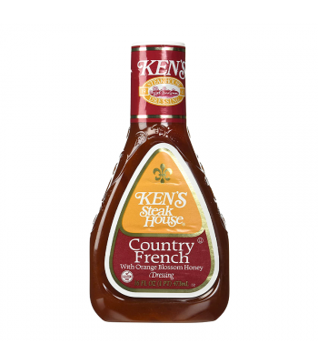 Ken's Country French Dressing - 16oz (473ml) Food and Groceries Ken's
